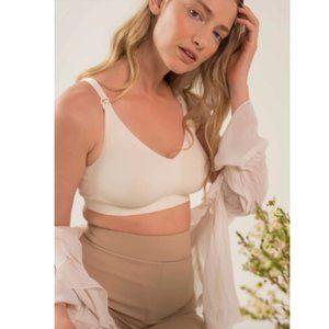 Bravado Body Silk Seamless Nursing Bra Large